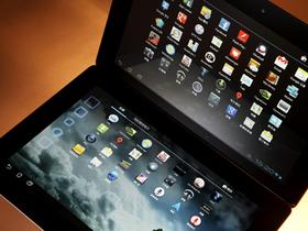用變形平板2代實測 Android 4.0、與 Android 3.2 效能比較