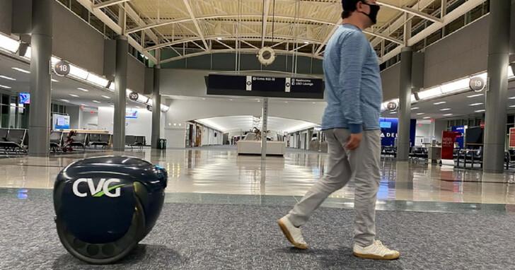 Piaggio 投入移動技術研究,創新兩輪載貨機器人「Gita」亮相