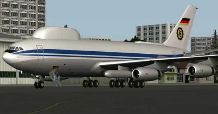 俄羅斯發生離奇竊案,「末日飛機」上的39個無線電裝置被盜