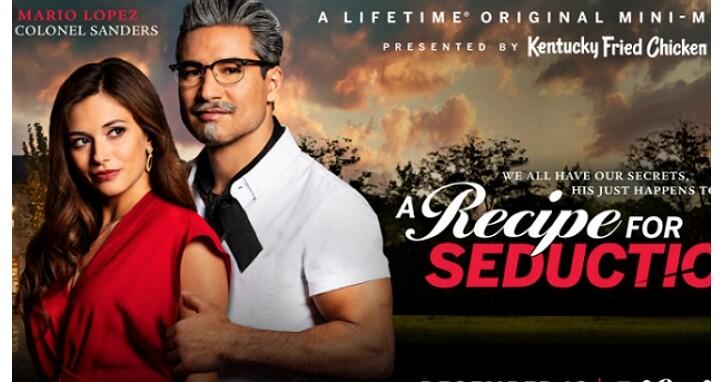 肯德基與電視網合作推出真人迷你影集,桑德斯上校之愛的秘方