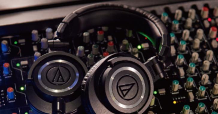 鐵三角推歲末優惠 ATH-M50x 專業監聽耳機限時只要 4,800 元