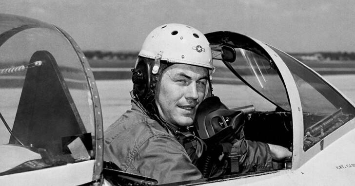 史上第一位突破音障的人類,傳奇飛行員Chuck Yeager去世享耆壽97歲