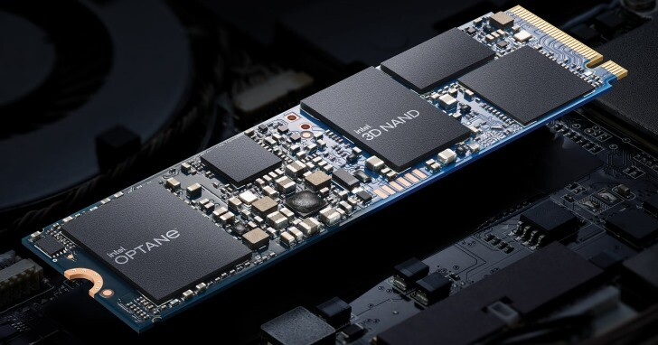 Intel推出多款Optane儲存解決方案,範圍涵蓋消費市場與資料中心