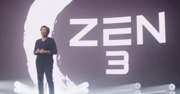 蘇媽刀法不囉唆,Ryzen 5000 較初代Zen架構CPU性能大漲81%