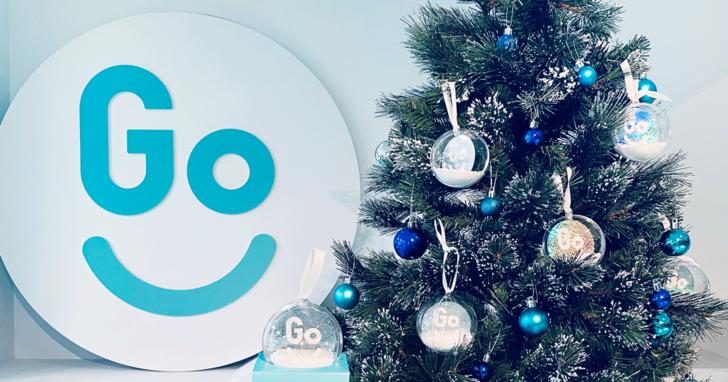 GoShare 祭出聖誕限時優惠,騎乘獎勵與限量禮輪番拿,還有機會抽 iPhone 12 Pro