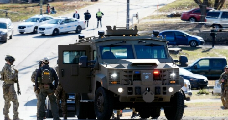 美國警方宣稱田納西爆炸案嫌疑人已死亡,但留下的更多疑問可能從此無解