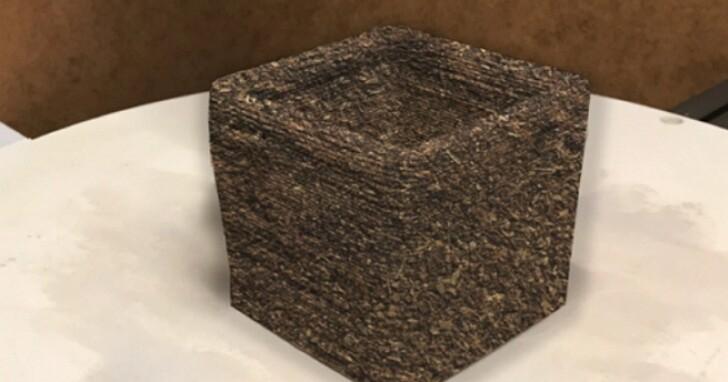 科學家利用真菌搭配3D列印技術,發明出全新環保隔音材料