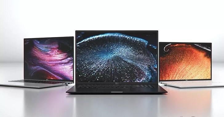 LG gram 筆電通過 Intel Evo 認證,新增 16 吋 gram 16、續航力達 19.5 小時