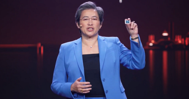 AMD 發表 Ryzen 5000 系列行動處理器,7 奈米製程、續航大躍進