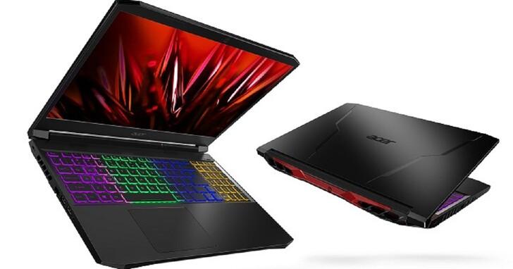 Acer Predator Triton、Helios、Nitro 5 系列筆電升級,搭載 11 代Intel Core H35 與 RTX 30 顯示卡