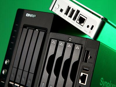 4款迷你 NAS 推薦,家庭備份、線上音樂、雲端儲存自己來