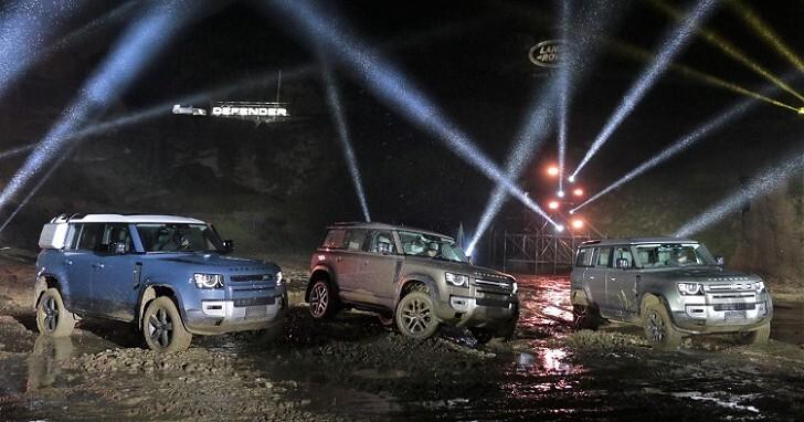 New Land Rover Defender 台灣登場,汽油車型 300 萬起、柴油車型 267 萬起
