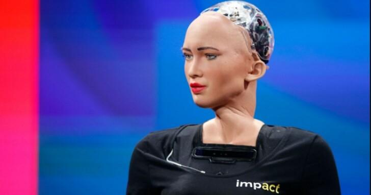 機器人「索菲亞」製造商宣布,年底前將量產機器人