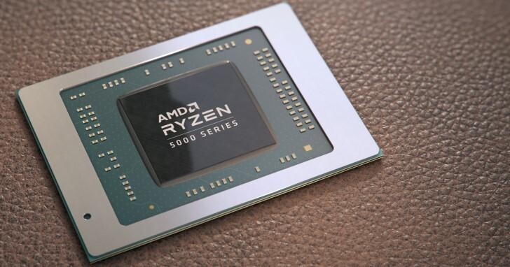 筆電處理器也沒在客氣,AMD行動版Ryzen 5000為輕薄筆電帶來8核16緒的強勁效能