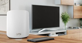 NETGEAR 推出入門款 Orbi RBK353 WiFi 6 Mesh 系統,具備 4 串流傳輸,速度達 AX1800 等級