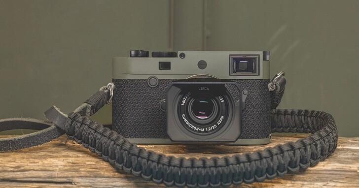 向經典致敬!徠卡推出M10-P Reporter記者版相機,全球限量450套