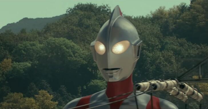 庵野大神聯手樋口真嗣拍的《新.超人力霸王》首個預告來了,回歸原點誠意之作