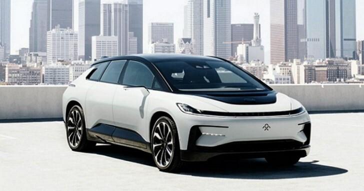 吉利汽車捧熱錢,樂視集團賈躍亭的 Faraday Future 電動車死而復生