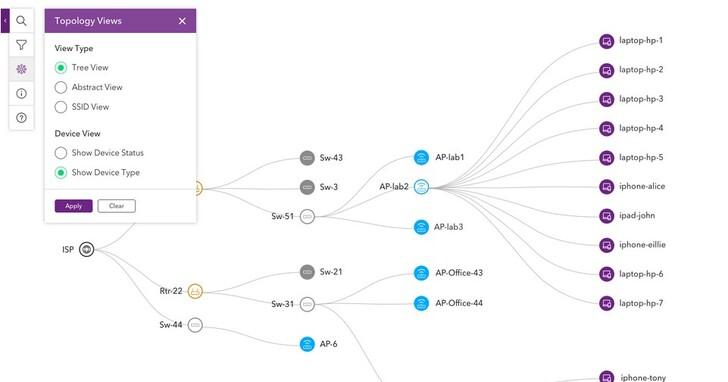 NETGEAR全新Insight 6.0 提供完整的網路拓撲圖 讓IT人員網路管理更清晰