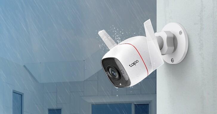 專業功能親民價格,TP-Link 推出戶外 Wi-Fi 雲端攝影機 Tapo C310
