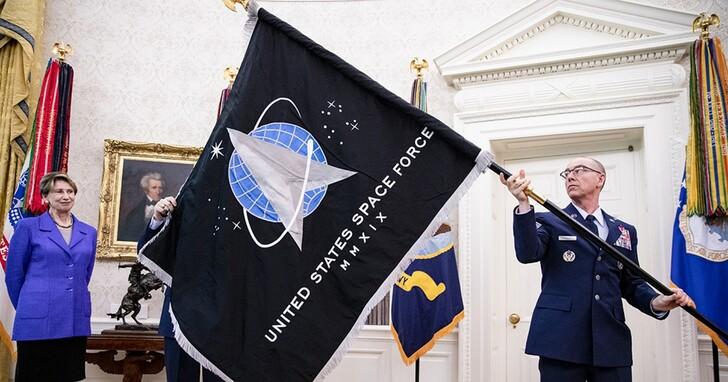 拜登政府表示,未來將與川普政府一樣「全力支持」太空軍