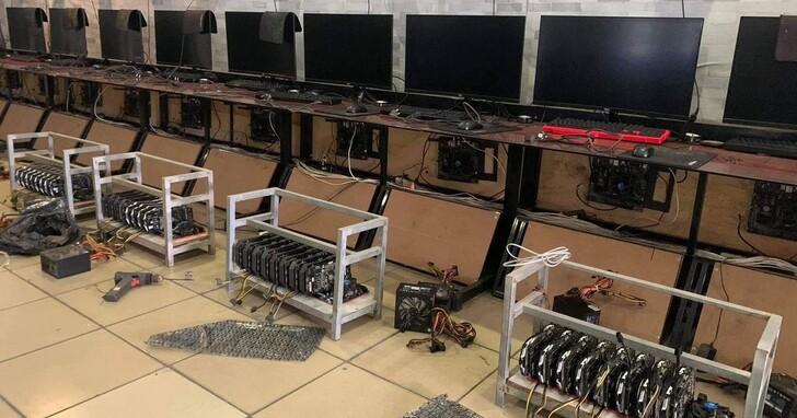 把全部電腦上的顯示卡拆起來挖礦,這是越南網咖的疫情求生之道