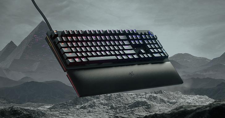 RAZER推出HUNTSMAN V2 ANALOG鍵盤,配置最新類比式光軸