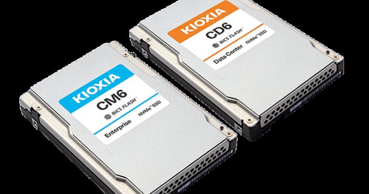 鎧俠最新 NVMe™ SSD 已在 Supermicro PCIe® 4.0 伺服器及儲存平台推出