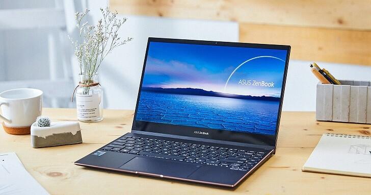 看過就回不去了!OLED 螢幕筆電好在哪?看 ASUS ZenBook Flip S(UX371) 翻轉美的畫面