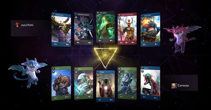 爐石殺手變苦手!V社宣布《神器》(Artifact)正式轉為免費遊戲、卡牌也不用花錢購買