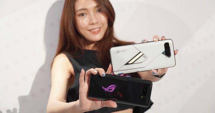 華碩 ROG Phone 5 三機齊發:旗艦888核心、18GB RAM容量、6,000mAh 的頂級電競手機