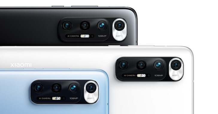 小米 10S 發表,四鏡頭組合升級至7nm高通S870核心、售價約台幣 14,400 元