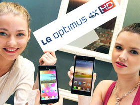LG Optimus 4X HD 四核心領軍出閘,MWC 前哨戰開打