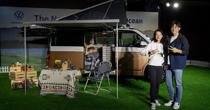 福斯商旅 T6.1 California Ocean 露營車登台,正式售價 318.9 萬元