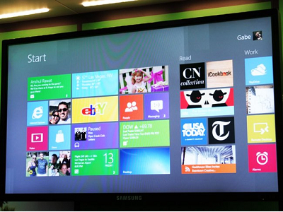 Windows 8 消費者預覽版來了,就在 2/29 晚上,流出圖搶先看
