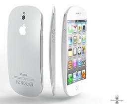 結合魔術鼠的 iPhone 5 概念機