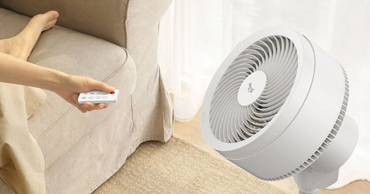 循環扇選購推薦,循環扇原理是什麼?與一般風扇有何不同?