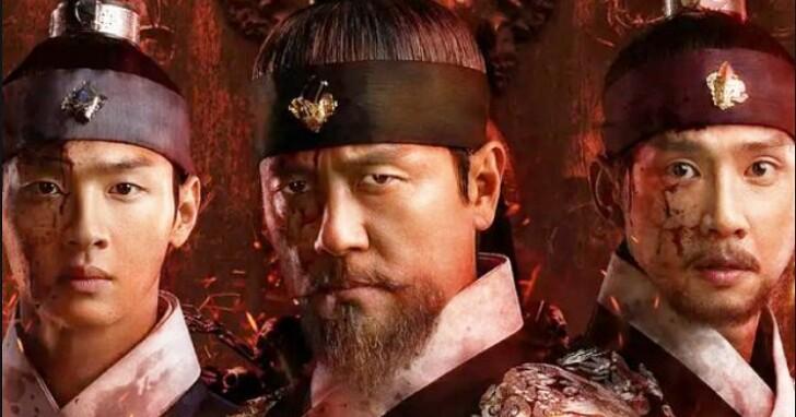 韓劇《朝鮮驅魔師》才播兩集被指歪曲歷史及出現大量中國食物,SBS道歉宣佈停拍