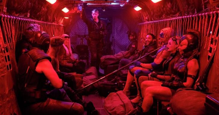 導演詹姆斯岡恩領軍,《自殺突擊隊:集結》 曝光限制級版預告