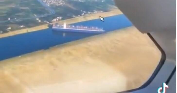 微軟模擬飛行也能「大排長榮」,機長飛往蘇伊士運河見證奇蹟