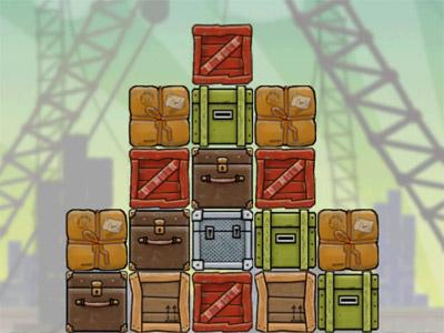 Move the Box:用最少步驟消除箱子,簡單好玩的益智 APP