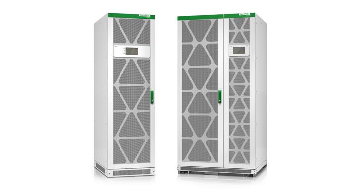 施耐德電機擴展三相Easy UPS 3L至600 kVA