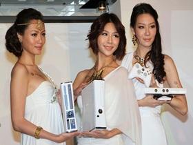 伊林 Model 走秀, Xbox 360 冰晶白限量上市