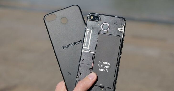 模組化手機沒有輸!主打電池、鏡頭都可以更換的Fairphone依然還存活著