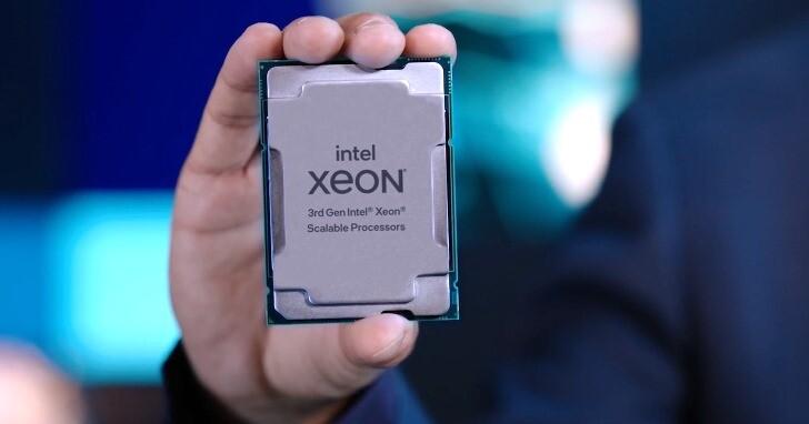 Intel發表第3代Xeon Scalable伺服器處理器,效能壓過AMD與NVIDIA等競爭對手