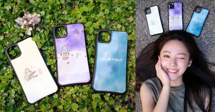 日本手機殼「WAYLLY」台灣獨家開賣,第一彈商品找來歌手安婕希設計
