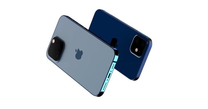 iPhone 13 Pro最新外觀圖長這樣,瀏海縮了、鏡頭模組升級、但頂規價突破6.6萬元
