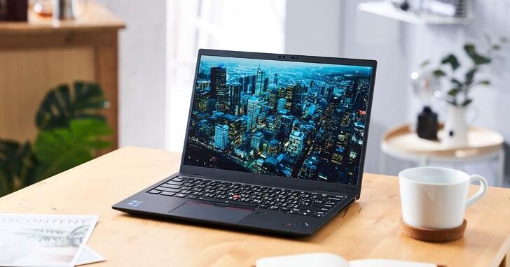 不到 1 公斤的 ThinkPad X1 Nano 深度評測:感受 Intel Evo 平台認證的優質效能與完善體驗