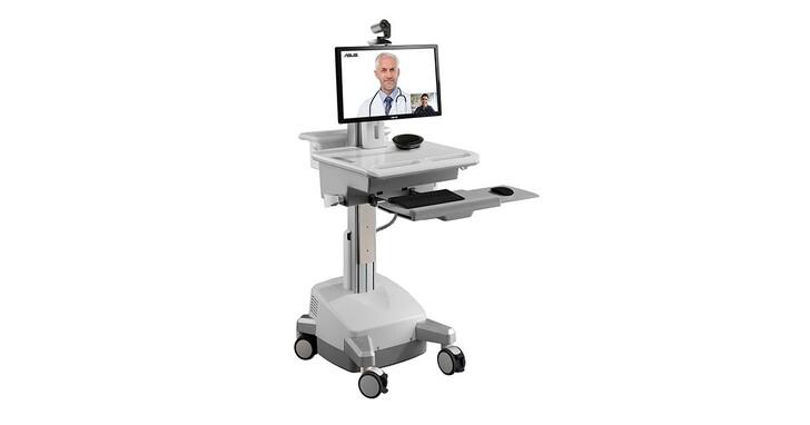 遠距照護利器,華碩、英特爾聯手推智慧醫療行動車