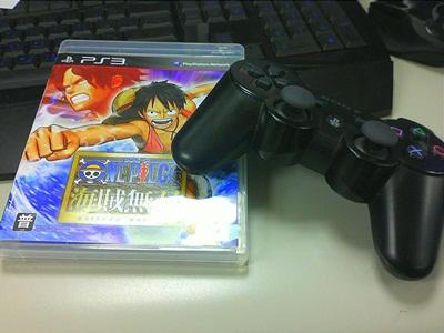 海賊無雙來了!T客邦的週五狂玩:上班 X PS3 X 海賊王